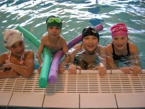 Photo de l'école de nage jeunes